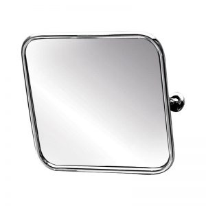 Oglinda rabatabila, patrata, 60 cm, Etiuda