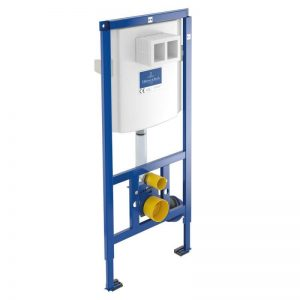 Rezervor ingropat pentru vas wc suspendat, 111 cm, ViConnect