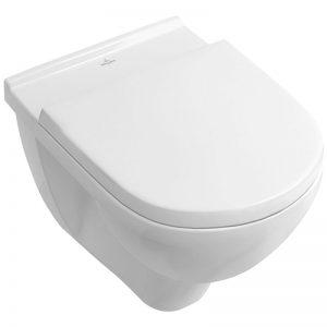 Vas WC suspendat, fara capac, DirectFlush, O.Novo