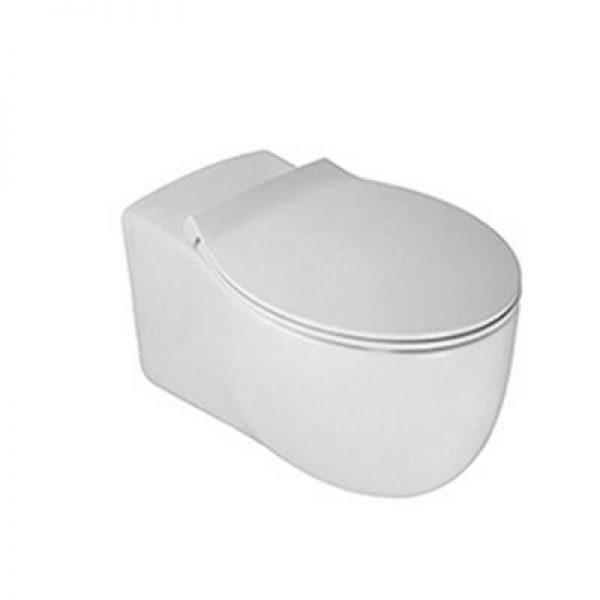 Vas WC stativ, frezat, compact, Le Fiabe