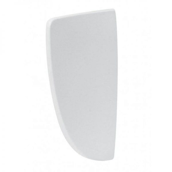 Element despartitor pentru pisoare, alb