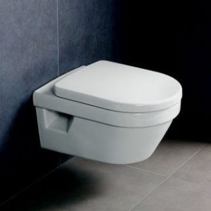 Vas WC suspendat, Direct Flush, cu capac Soft Close, Villeroy&Boch, Germania, Omnia Arhitectura