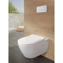 Vas WC suspendat DirectFlush, Villeroy & Boch, Subway 2.0