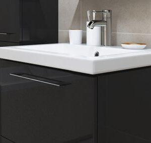 Lavoar pe mobilier, 60 cm, Cersanit, Como