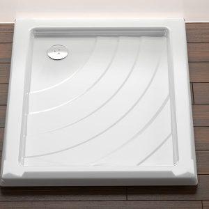 Cădiţa de duş Aneta, 75x90 tip LA, Ravak