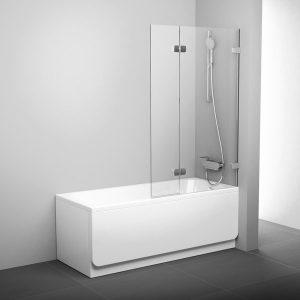 Paravan pentru duş BVS2, de stanga, B SET inclus
