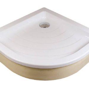 Cădiţa de duş Ronda, 90 tip EX, Ravak