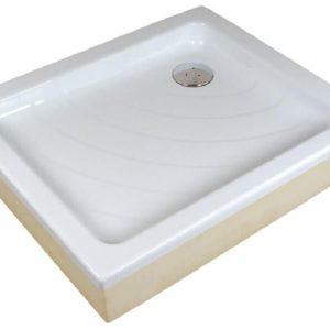 Cădiţa de duş Aneta, 75x90 tip EX, Ravak
