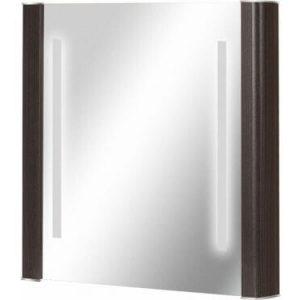 Oglinda dreptunghiulara cu sistem de iluminare, 56 cm, Cersanit, Iryda