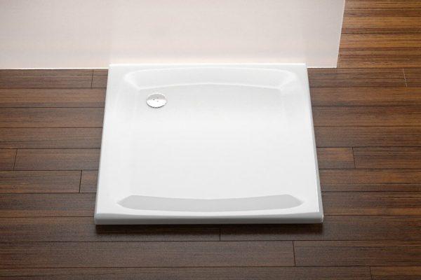 Cădiţa de duş Perseus, 80 x 80 tip EX, Ravak