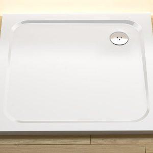Cădiţa de duş Perseus Pro Chrome, 100 x 100, Ravak