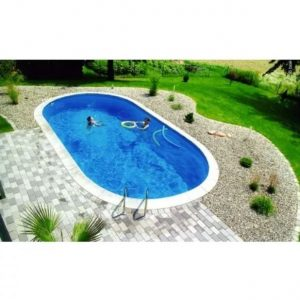 Piscina outdoor 11x5x1.5 m