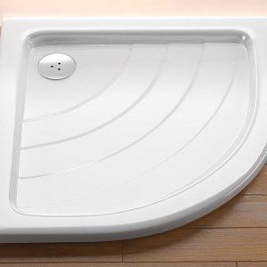Cădiţa de duş Ronda, 90 tip PU, Ravak