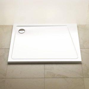 Cădiță de duș Gigant Pro 10°, 100x80, varianta de dreapta, Ravak